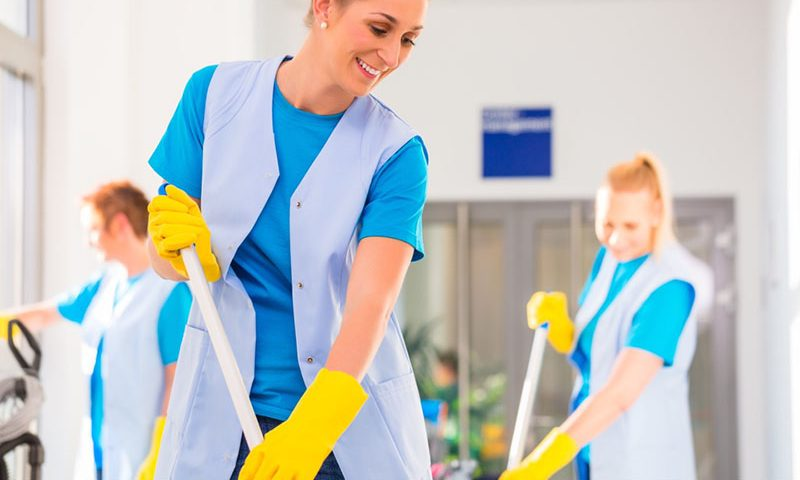 cleaning service company